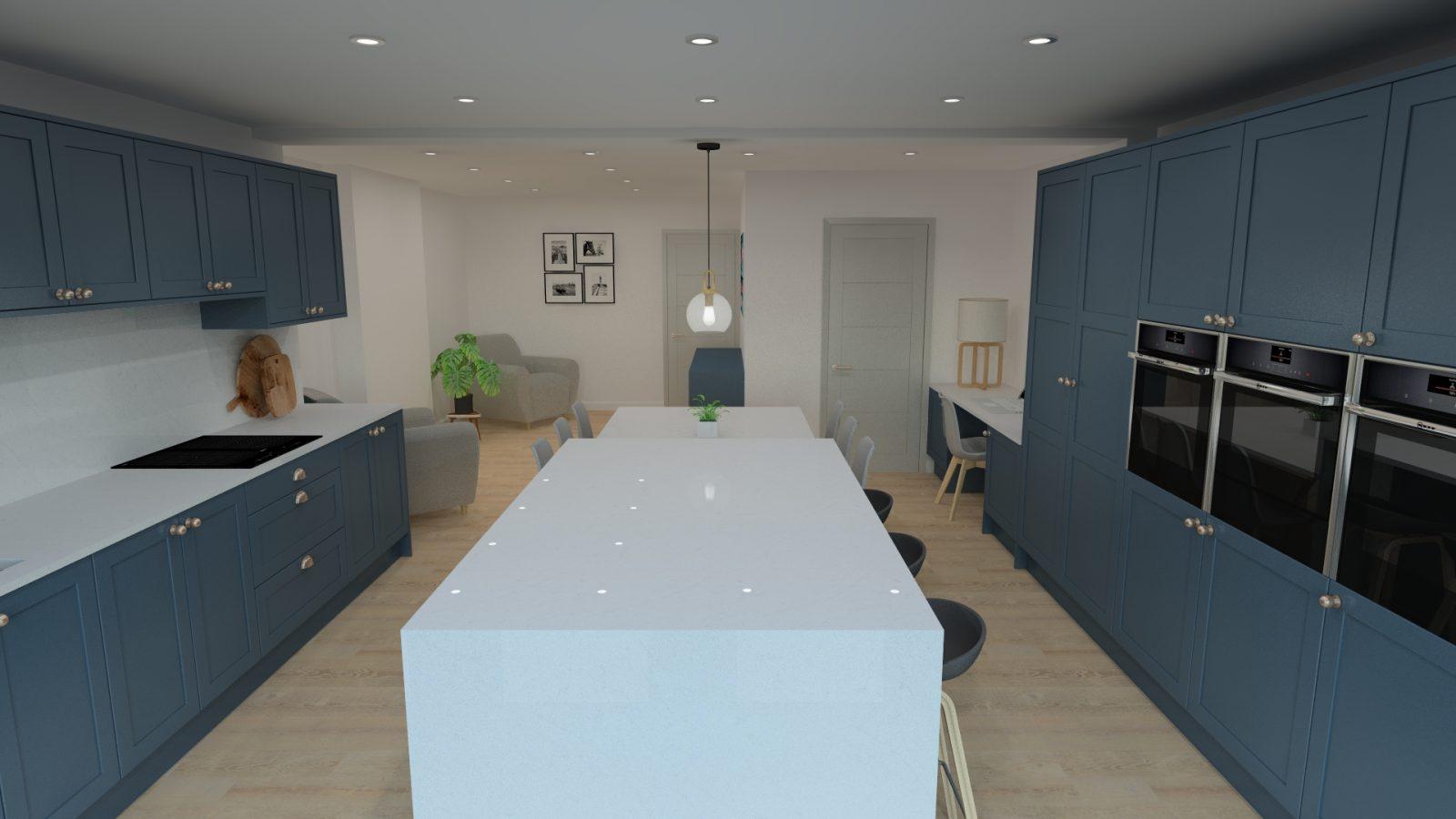 Independent kitchen designer